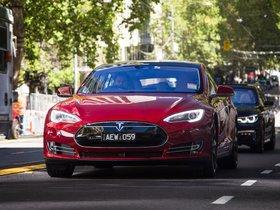 Ver foto 2 de Tesla Model S P90D Australia 2016