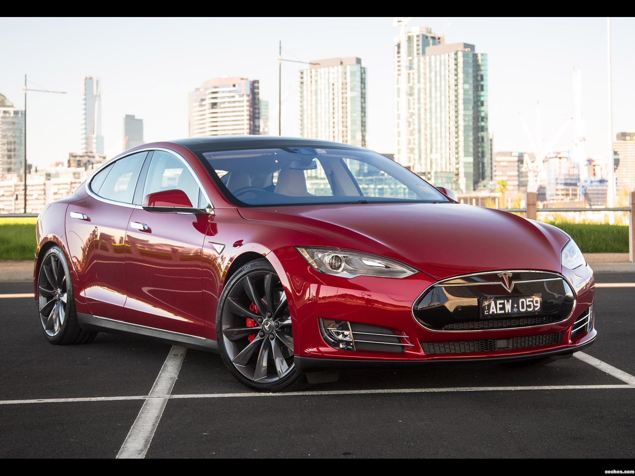 Foto 0 de Tesla Model S P90D Australia 2016