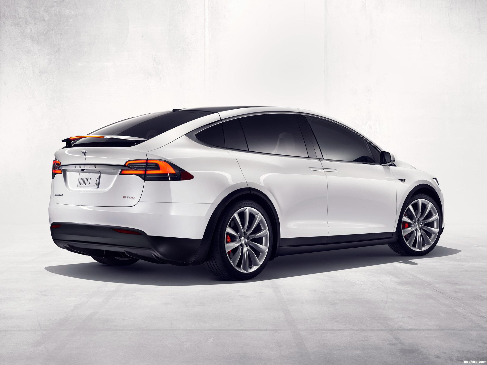 Foto de TESLA Model X