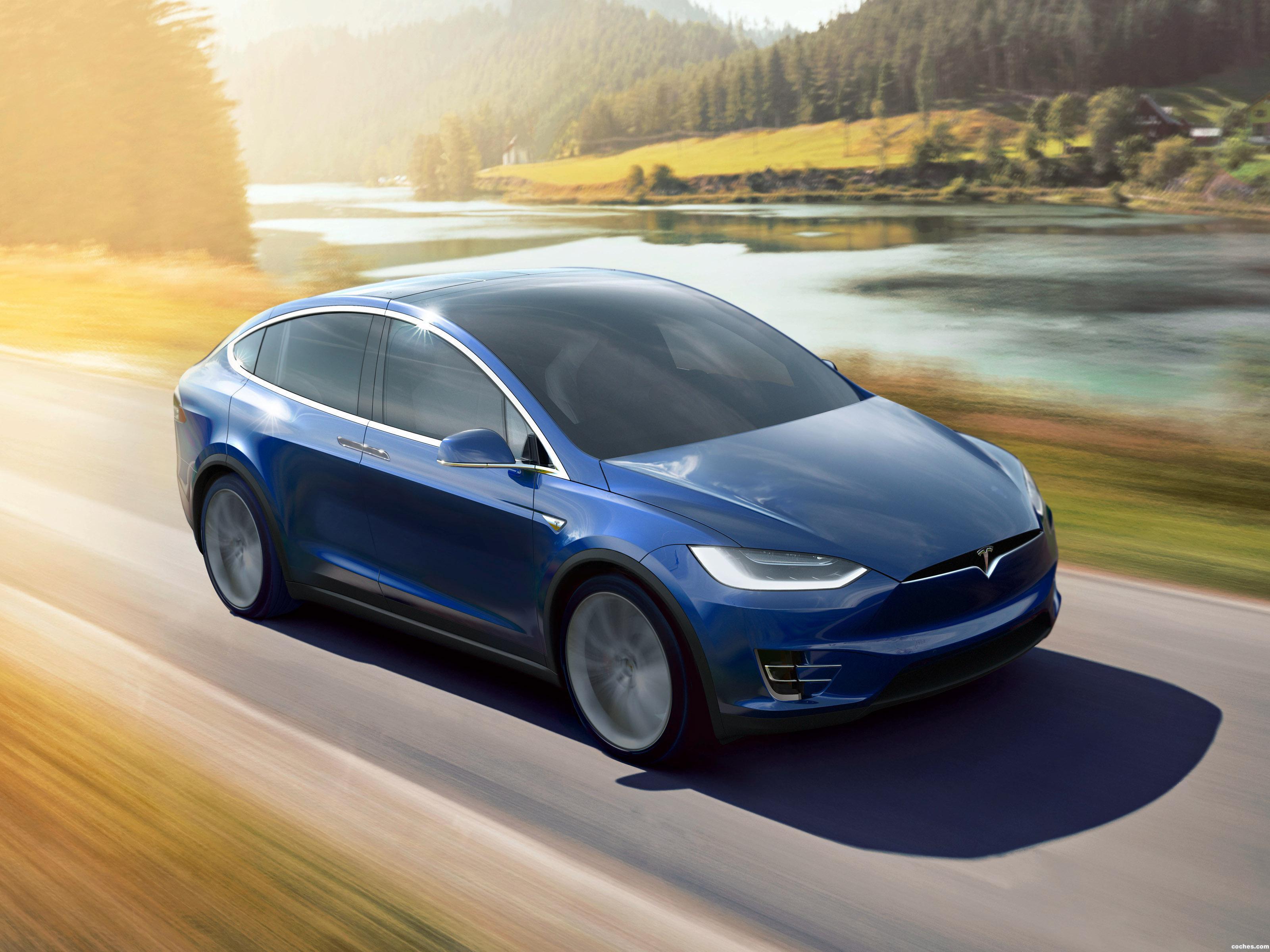 Foto 0 de Tesla Model X P90D 2015