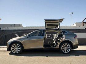 Ver foto 4 de Tesla Model-X Prototype 2012