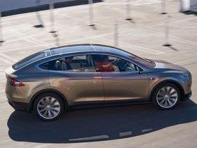 Ver foto 3 de Tesla Model-X Prototype 2012