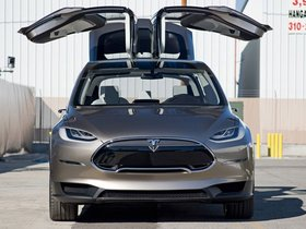 Ver foto 2 de Tesla Model-X Prototype 2012
