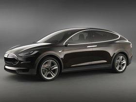 Ver foto 9 de Tesla Model-X Prototype 2012