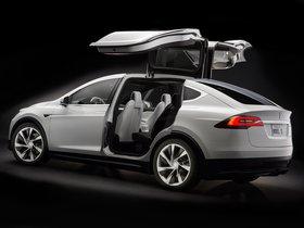 Ver foto 8 de Tesla Model-X Prototype 2012
