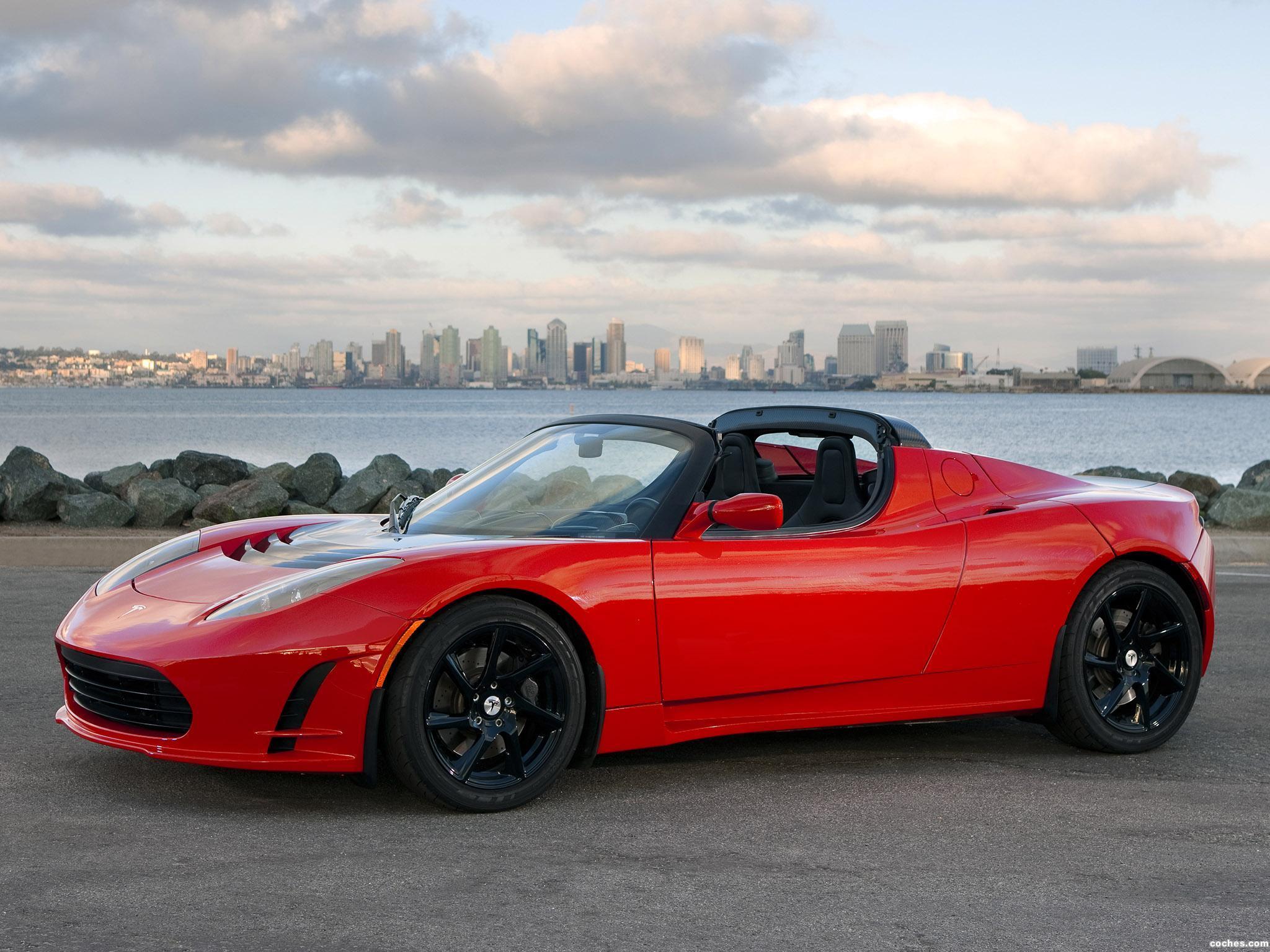 Foto 0 de Tesla Roadster 2.5 2010