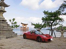 Ver foto 2 de Tesla Roadster 2.5 2012