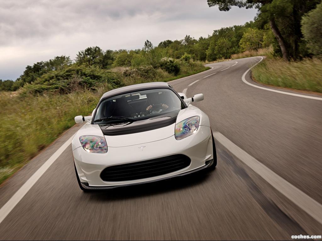 Foto 0 de Tesla Roadster 2.5 2012