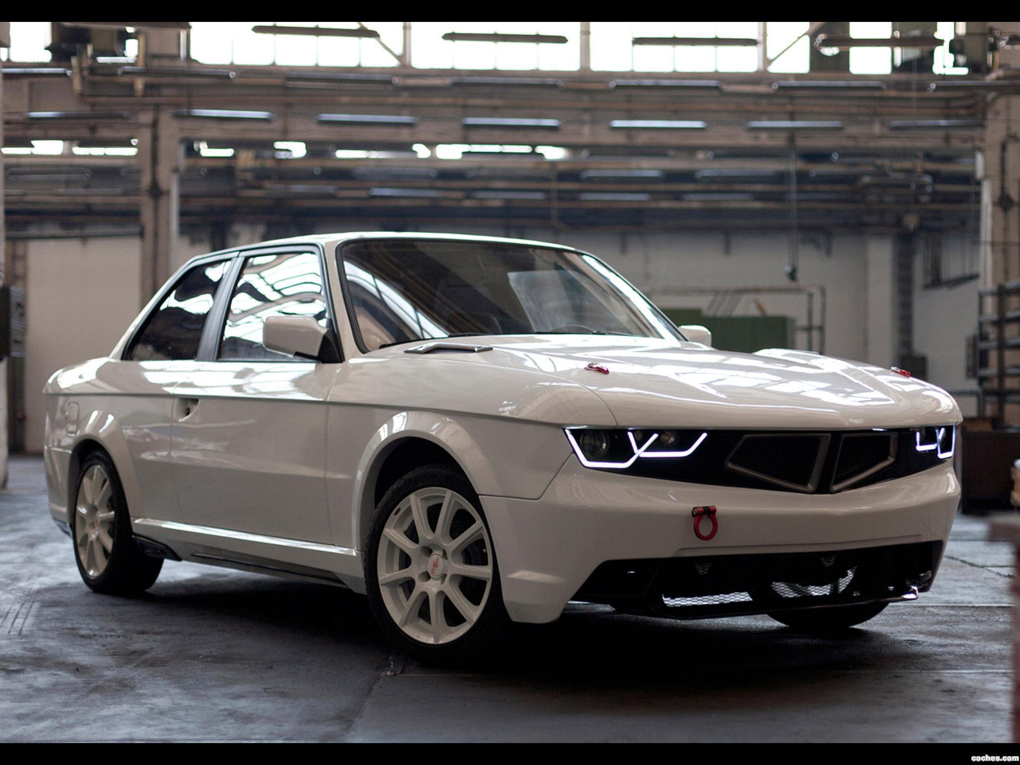 Foto 0 de TM Cars BMW Concept30 2014