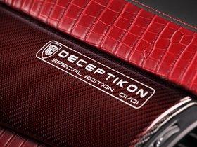 Ver foto 6 de Topcar Mercedes Clase M ML63 Inferno Deceptikon Special 2013