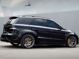 Ver foto 4 de Topcar Mercedes Clase M ML63 Inferno Deceptikon Special 2013