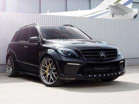 Ver foto 2 de Topcar Mercedes Clase M ML63 Inferno Deceptikon Special 2013