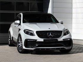 Ver foto 7 de TopCar Mercedes GLE Coupe Inferno C292 2016