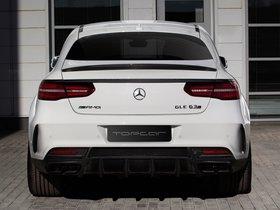 Ver foto 5 de TopCar Mercedes GLE Coupe Inferno C292 2016