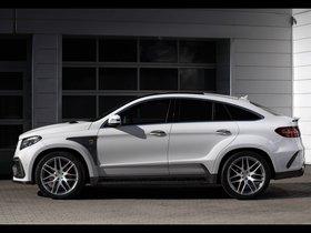 Ver foto 4 de TopCar Mercedes GLE Coupe Inferno C292 2016