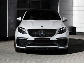 Ver foto 3 de TopCar Mercedes GLE Coupe Inferno C292 2016