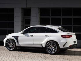 Ver foto 2 de TopCar Mercedes GLE Coupe Inferno C292 2016