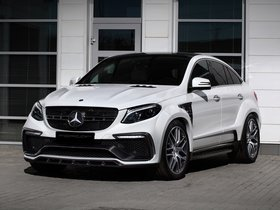 Fotos de TopCar Mercedes GLE Coupe Inferno C292 2016