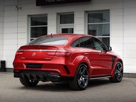 Ver foto 22 de TopCar Mercedes GLE Coupe Inferno C292 2016