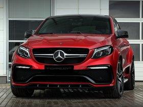 Ver foto 20 de TopCar Mercedes GLE Coupe Inferno C292 2016