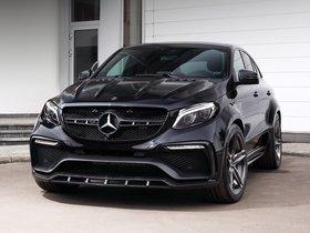 Ver foto 12 de TopCar Mercedes GLE Coupe Inferno C292 2016