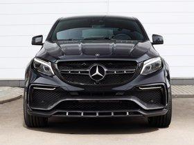 Ver foto 11 de TopCar Mercedes GLE Coupe Inferno C292 2016