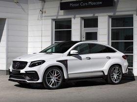 Ver foto 8 de TopCar Mercedes GLE Coupe Inferno C292 2016