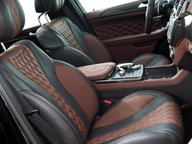Ver foto 9 de Topcar Mercedes GLE Inferno W166 2016