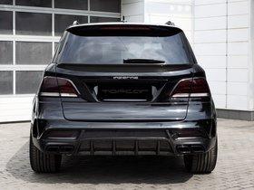 Ver foto 8 de Topcar Mercedes GLE Inferno W166 2016