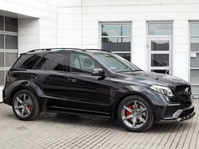 Ver foto 6 de Topcar Mercedes GLE Inferno W166 2016