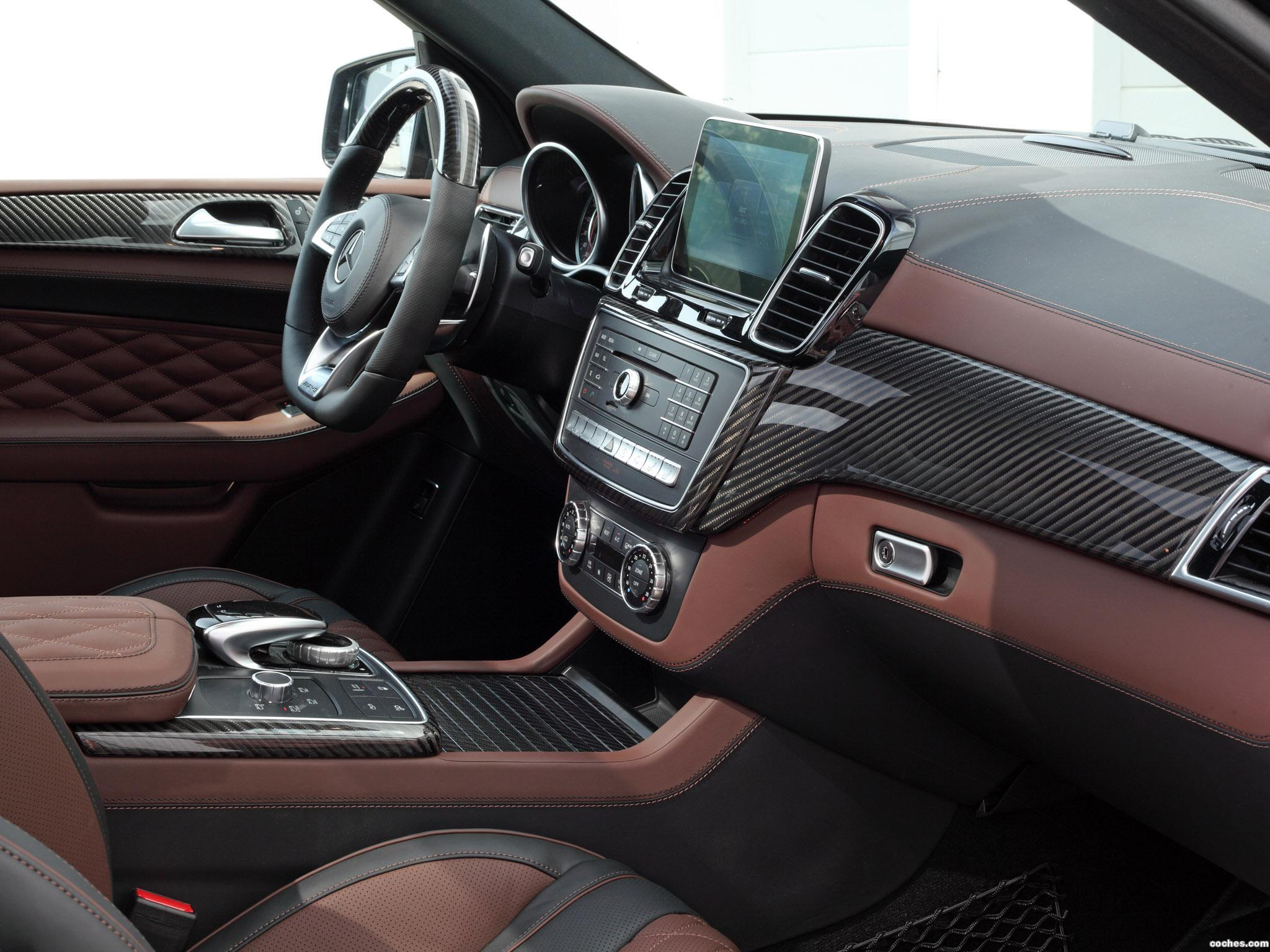 Foto 11 de Topcar Mercedes GLE Inferno W166 2016