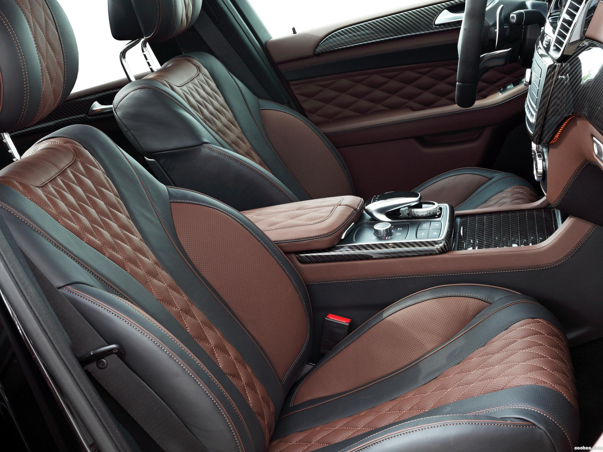 Foto 8 de Topcar Mercedes GLE Inferno W166 2016