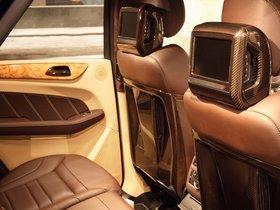 Ver foto 7 de Topcar Mercedes Clase M ML63 AMG Inferno W166 2012