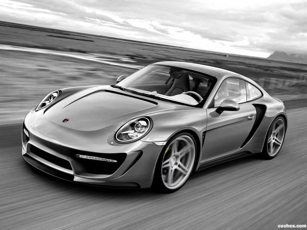 Foto 0 de Topcar Porsche 911 2011