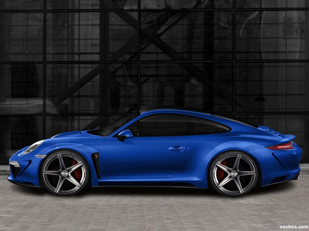 Foto 2 de Topcar Porsche 911 Carrera 4 2013