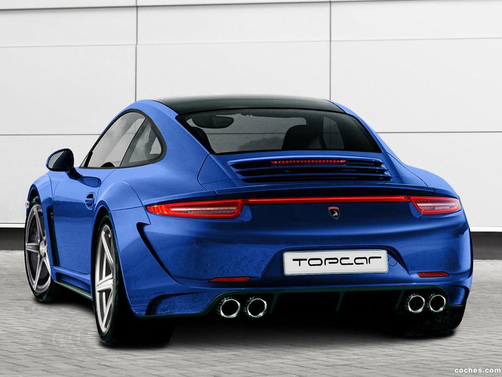 Foto 1 de Topcar Porsche 911 Carrera 4 2013