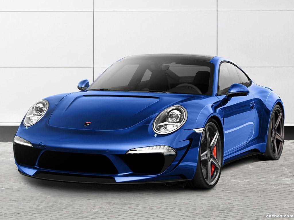 Foto 0 de Topcar Porsche 911 Carrera 4 2013