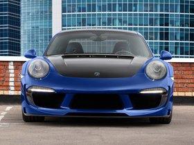 Ver foto 2 de Topcar Porsche 911 Carrera Stinger 991 2013