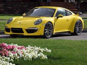 Ver foto 25 de Topcar Porsche 911 Carrera Stinger 991 2013