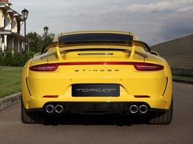 Ver foto 19 de Topcar Porsche 911 Carrera Stinger 991 2013