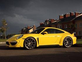 Ver foto 17 de Topcar Porsche 911 Carrera Stinger 991 2013