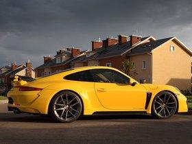 Ver foto 16 de Topcar Porsche 911 Carrera Stinger 991 2013