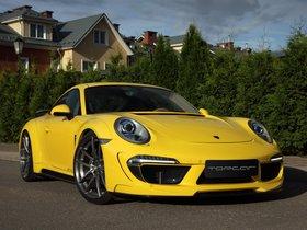 Ver foto 15 de Topcar Porsche 911 Carrera Stinger 991 2013