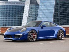 Ver foto 8 de Topcar Porsche 911 Carrera Stinger 991 2013