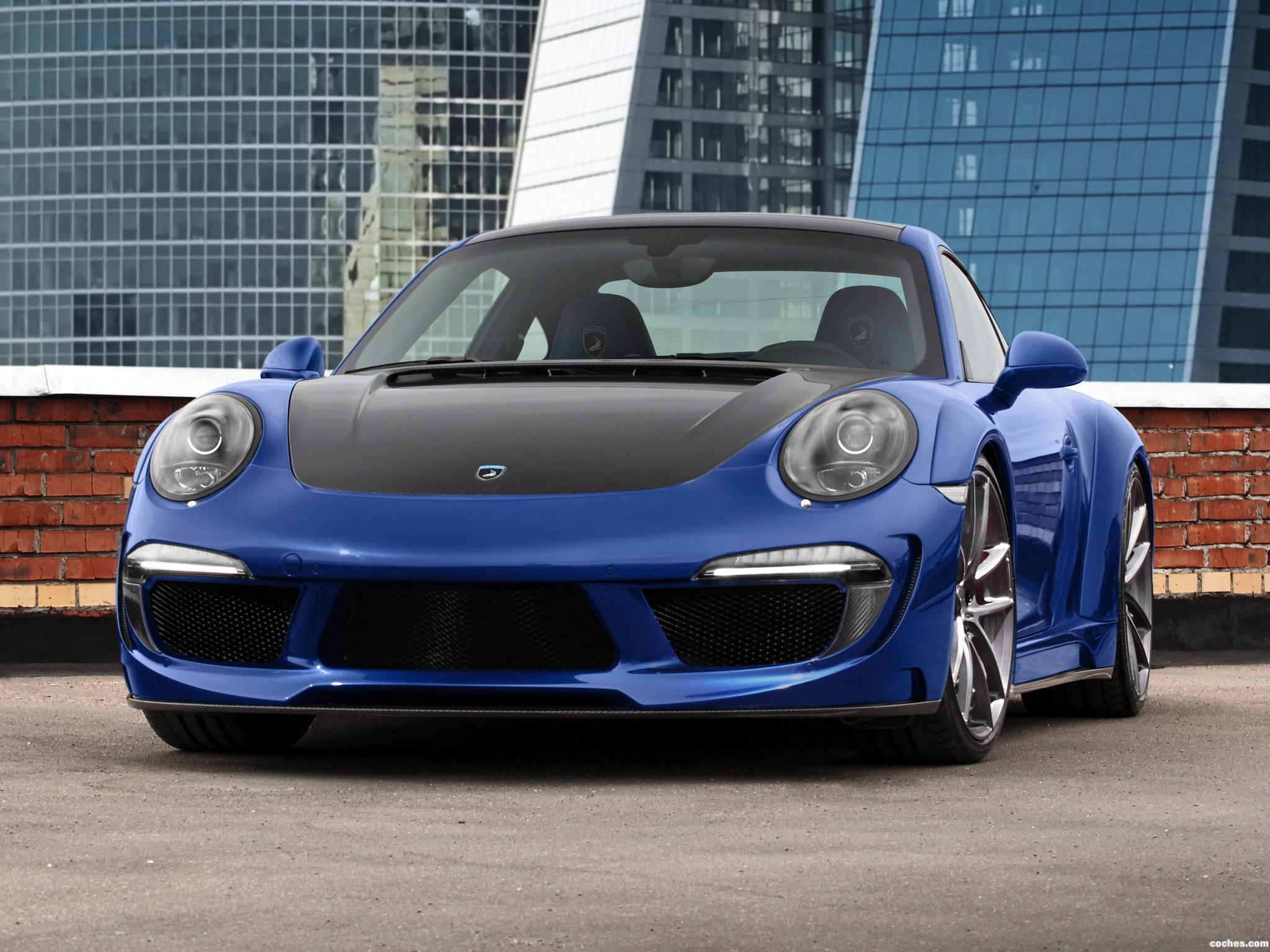 Foto 0 de Topcar Porsche 911 Carrera Stinger 991 2013