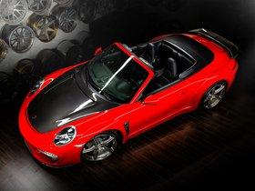 Ver foto 5 de Porsche Topcar 911 Carrera Stinger Cabriolet 991 2014
