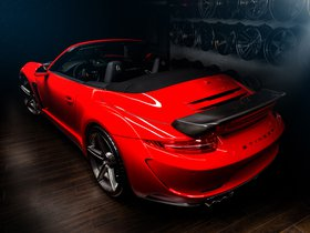 Ver foto 2 de Porsche Topcar 911 Carrera Stinger Cabriolet 991 2014