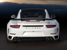 Ver foto 9 de Topcar Porsche 911 Turbo Stinger GTR 2014