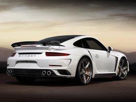 Ver foto 7 de Topcar Porsche 911 Turbo Stinger GTR 2014