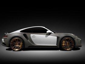 Ver foto 18 de Topcar Porsche 911 Turbo Stinger GTR 2014